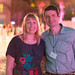 Alison & I at the Best of IBM Beach Party by Simon Greig Photo