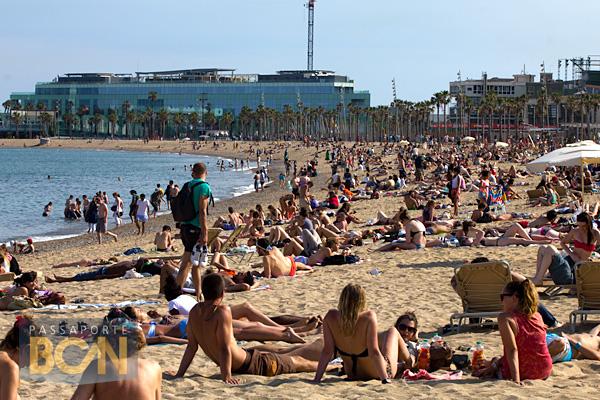 julho de 2018 em barcelona