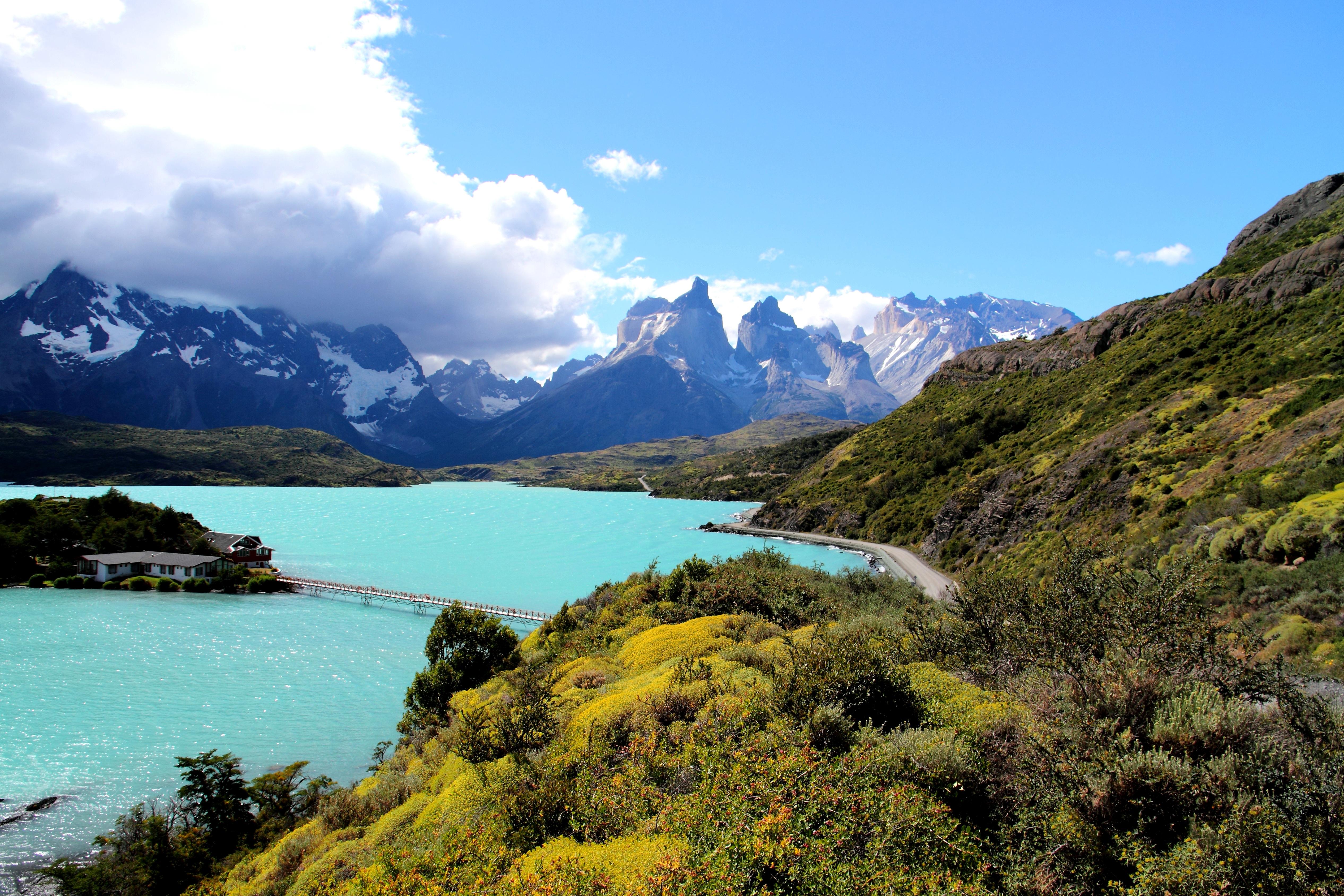Torres del Paine, al sur de Chile. Autor, S. Rossi