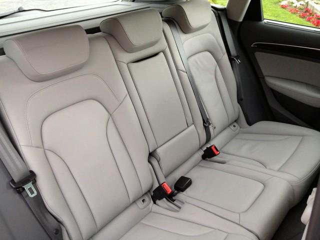 Prueba Audi Q5 Hybrid interiores (11)