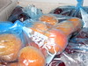 Marillen einfrieren / Freezing apricots by tiefkuehlfan