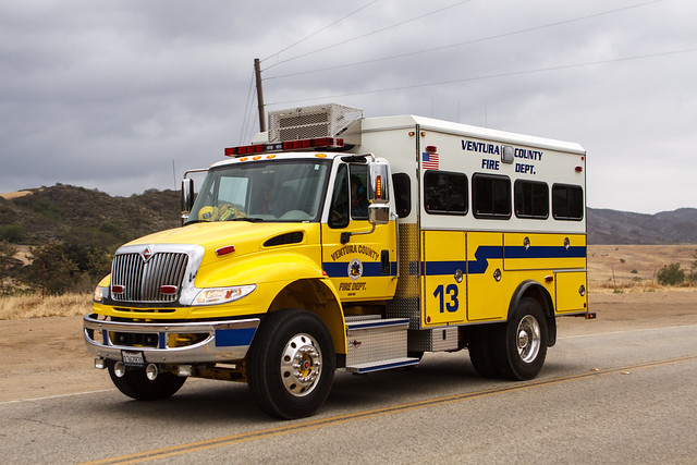 Ventura County Fire Department International Crew ...