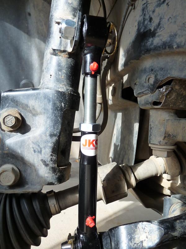 QuickSteer Cam Bolt Kit K90474
