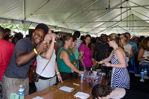 Alexandria's Food & Wine Festival 2013