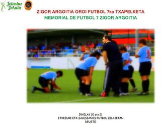 zigor argotia, torneo