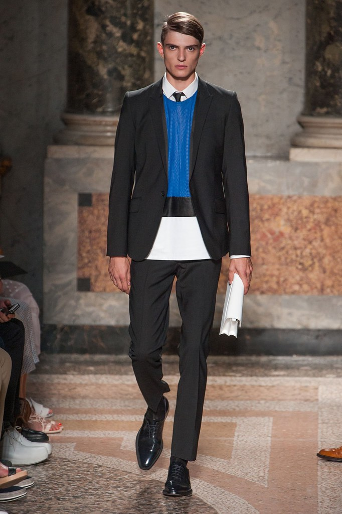 SS14 Milan Les Hommes030_Guerrino Santulliana(fashionising.com)