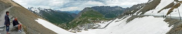 Alps panorama 2