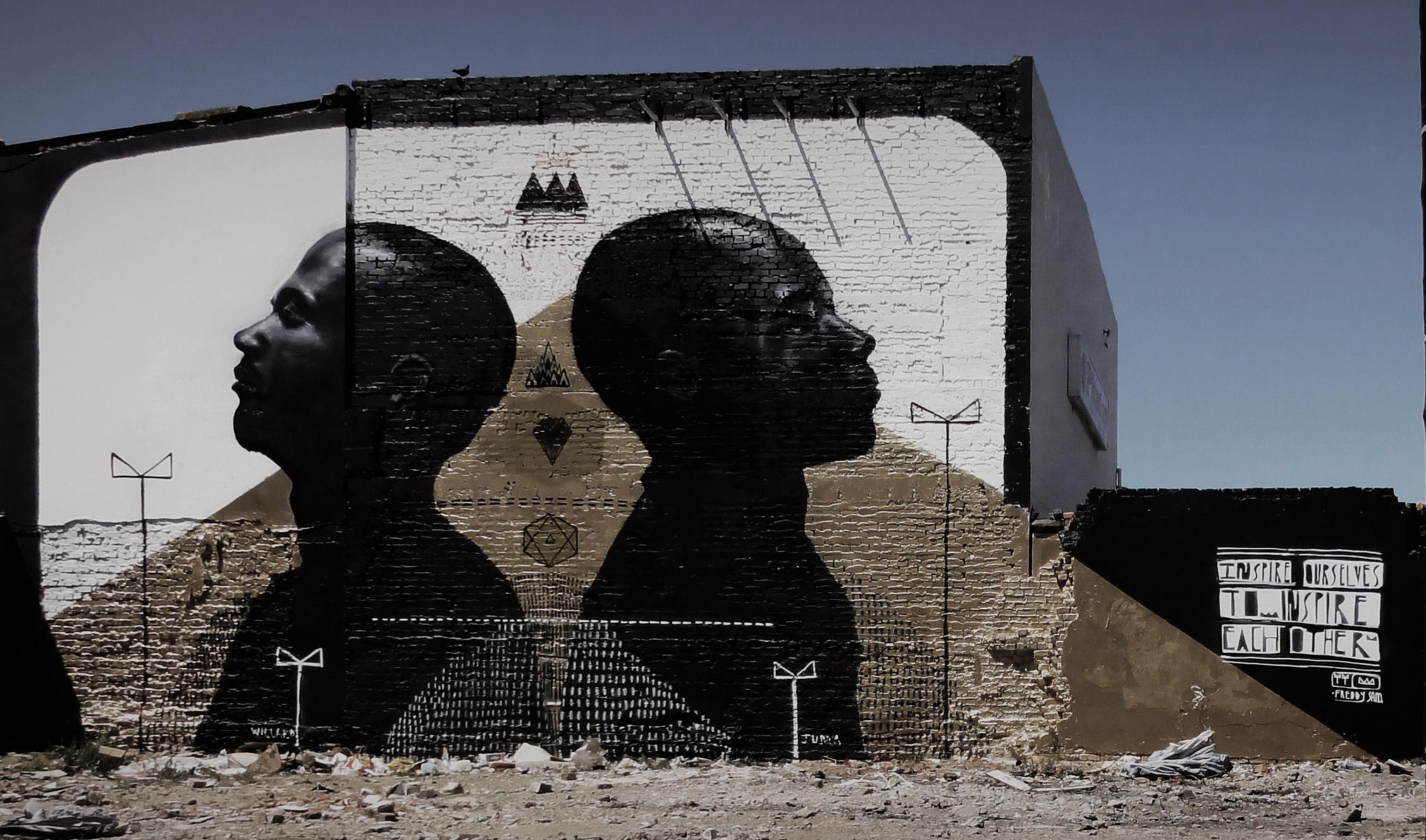 Inspire Mural