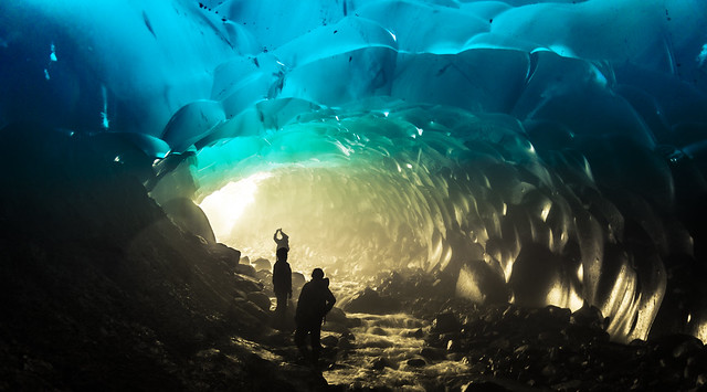 Juneau - Mendenhall Ice Cave 1