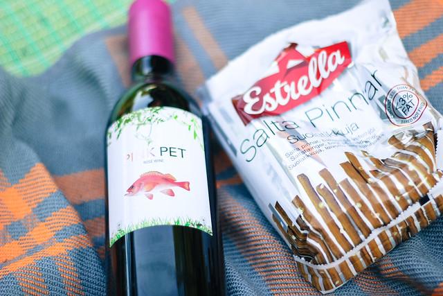 ännu en picknick