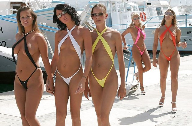 La playa de las mujeres bellas (+Fotos +Video)