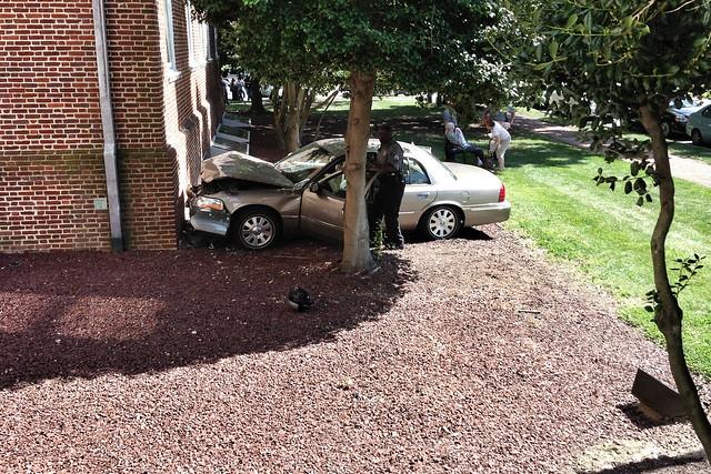 Car Crash Garden State Parkway
