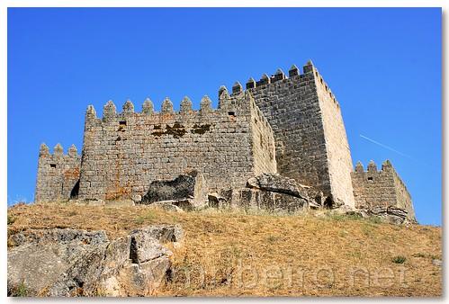 Castelo de Trancoso by VRfoto