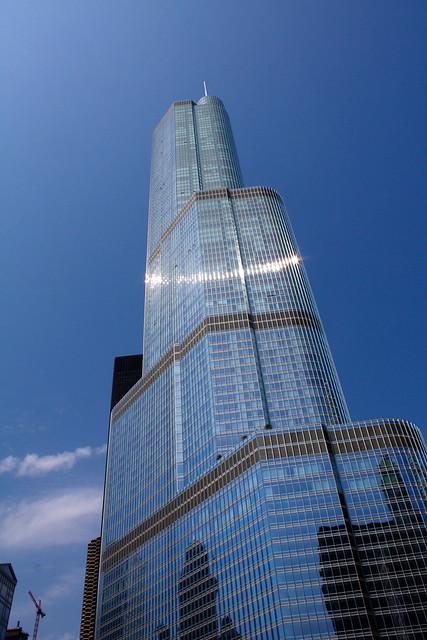 Trump >> Trump Tower, Chicago | Flickr - Photo Sharing!