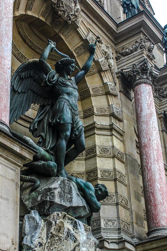 Orilla Izquierda del Sena en París