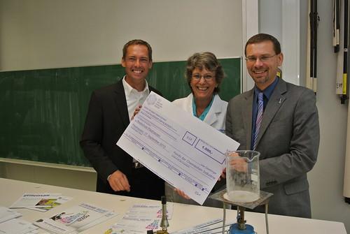 Realschule Pliezhausen | Förderung Fonds der Chemischen Industrie