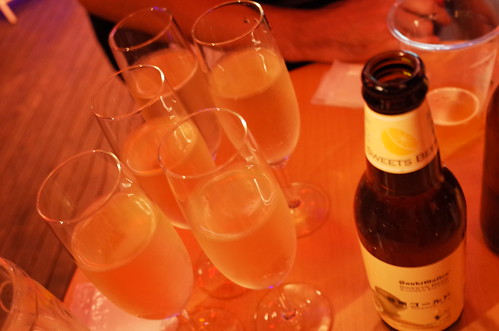 beer & sparkling wine