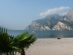 Riva del Garda: Outdoorový nářez na obrazech quattrocenta