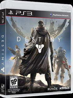 Destiny for PS3 - box art
