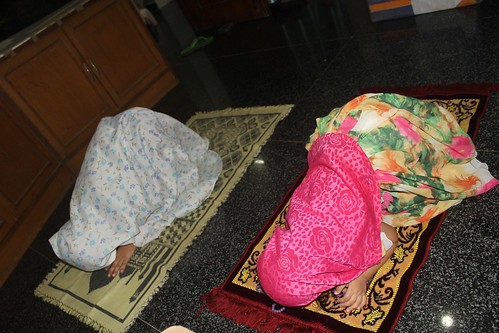 Marziya And Nerjis Namaz by firoze shakir photographerno1