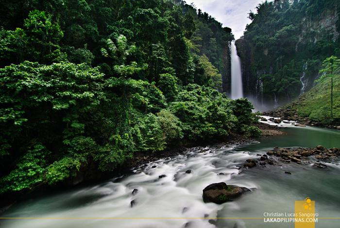 Maria Cristina Falls in Iligan City