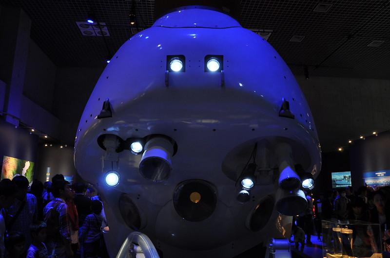 特別展「深海 —挑戦の歩みと驚異の生きものたち—」~ The deep ~_002