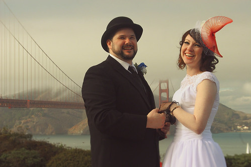 A Damn Fine Wedding - Twin Peaks Themed