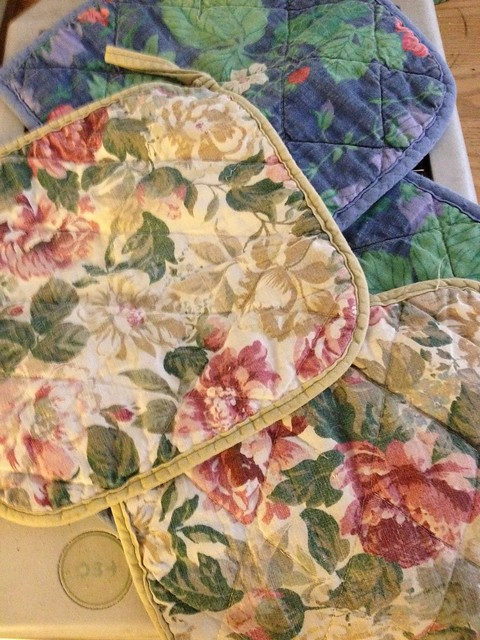 Pot Holders (Quilted)