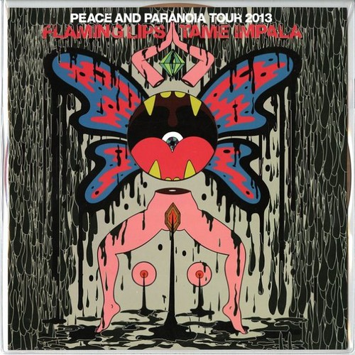 The Flaming Lips And Tame Impala - Peace And Paranoia Tour 2013