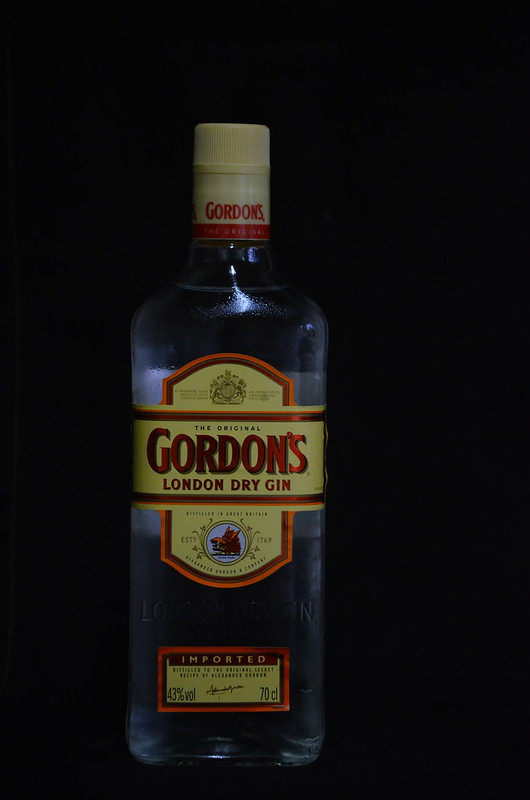 Gordon's London Dry Gin for Gin Pepper sauce