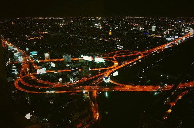 Baiyoke Sky Hotel Bangkok: Night View