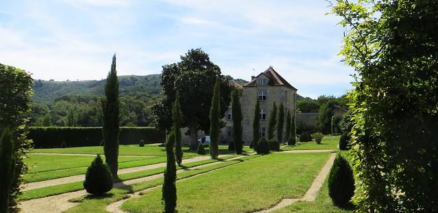 Château d'Olce (XVIIe), Iholdy, Basse-Navarre, Pays basque, Pyrénées Atlantiques, Aquitaine, France.