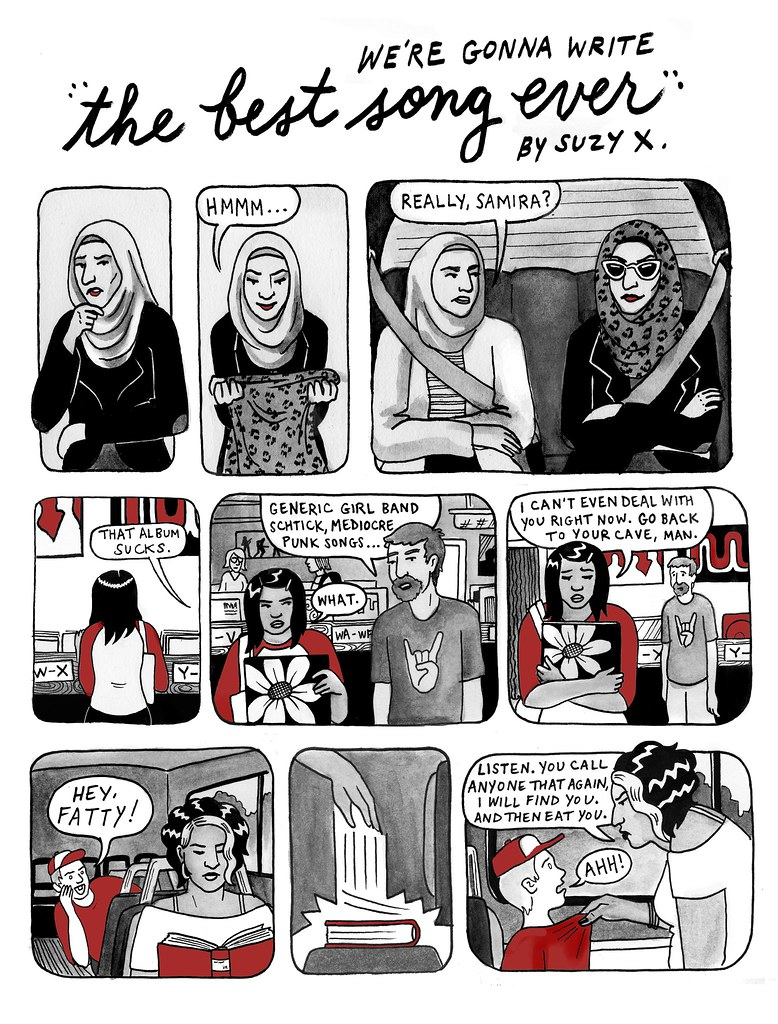 http://rookiemag.com/2013/10/sunday-comic-the-best-song-ever-13/