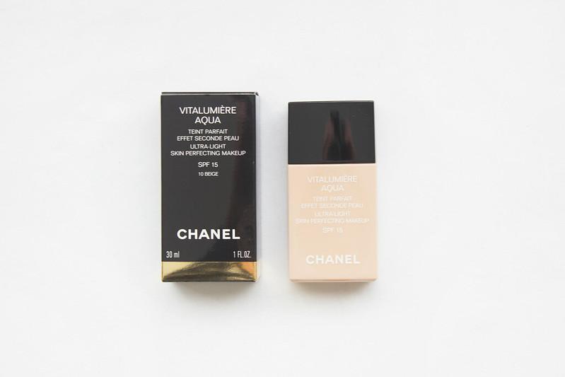 chanel vitalumi re aqua the private life of a girl. Black Bedroom Furniture Sets. Home Design Ideas