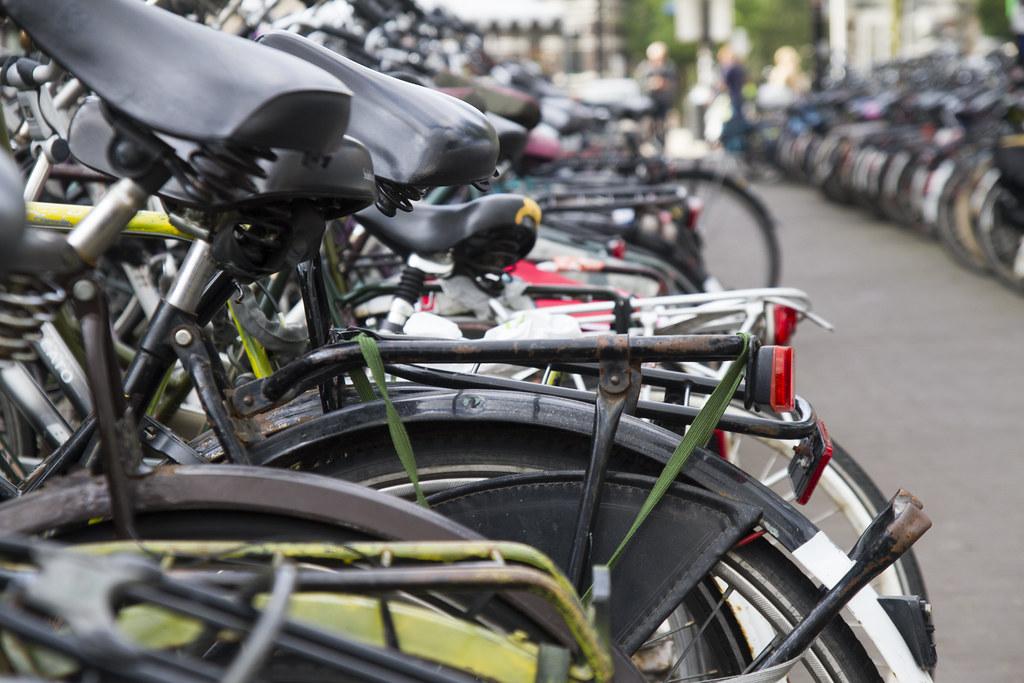 Bikes in Nijmegen