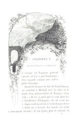 """British Library digitised image from page 17 of """"Voyage en Espagne ... Illustration par V. Foulquier"""""""