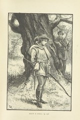 """British Library digitised image from page 315 of """"Robin Hood: a collection of poems, songs, and ballads ... Edited by Joseph Ritson"""""""