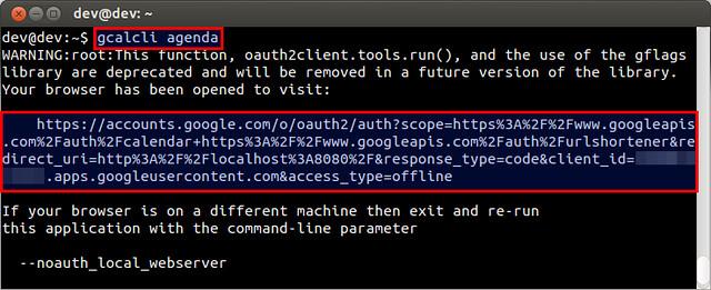 How to integrate Google Calendar in Linux desktop - Xmodulo