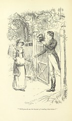 Image taken from page 218 of 'Pride and prejudice'