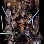 Happy Dragon Art Gallery: Star Wars Prequel Trilogy