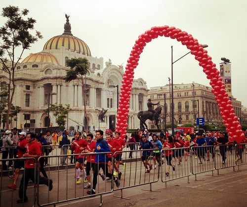 Calendario de carreras en México DF