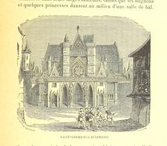 "British Library digitised image from page 163 of ""La Cité à travers les âges ... 64 illustrations de E. Coppin"""