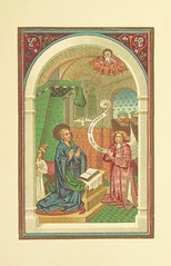 """British Library digitised image from page 27 of """"The Risen Life. ... New edition, with miniatures in gold and colours"""""""