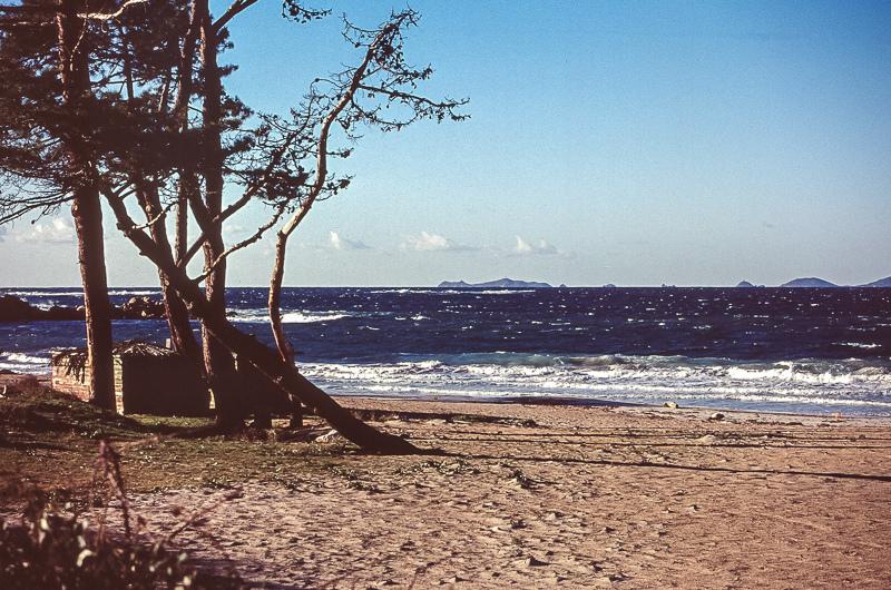 9. Aspecto del golfo de Ajaccio. Autor, Jacqueline Poggi