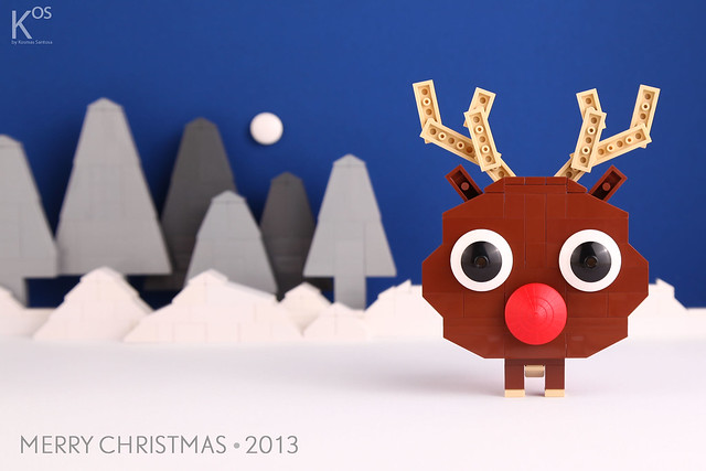 Rudolph wish you...