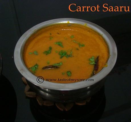 Carrot Saaru