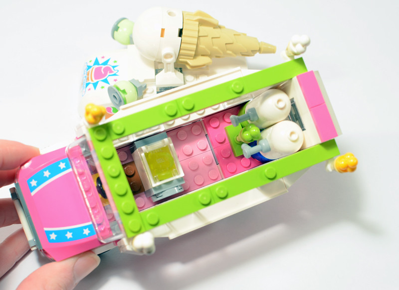REVIEW: 70804 Ice Cream Machine - Special LEGO Themes - Eurobricks ...