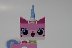 The LEGO Movie Cloud Cuckoo Palace (70803) - Unikitty