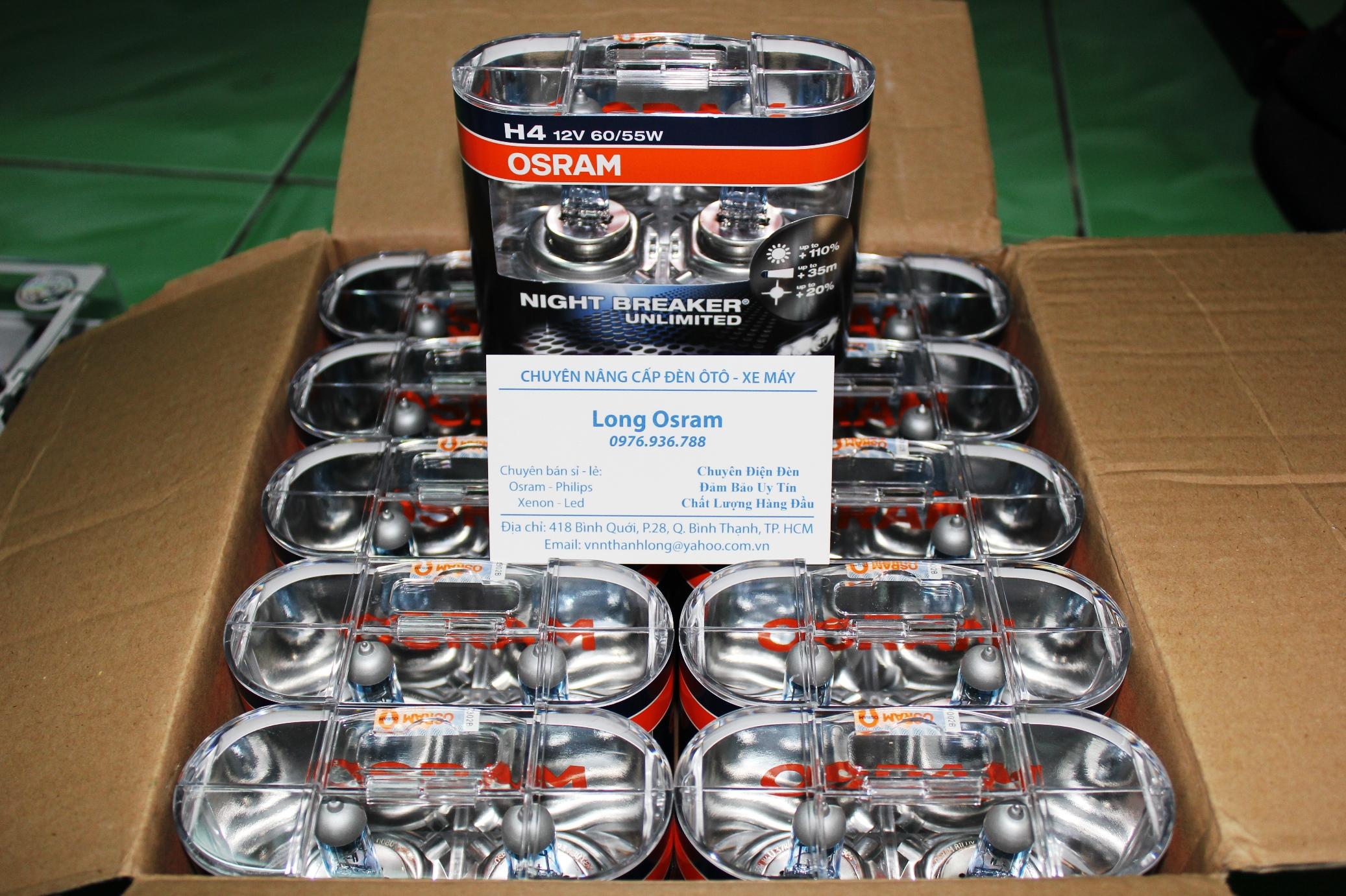 Osram Night Breaker, Philips Xtreme, Xenon Germany...ánh sáng cho xế yêu đây. - 4
