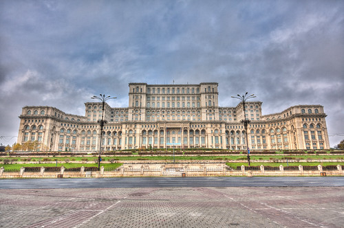 People's Palace - Bucharest [HDR]